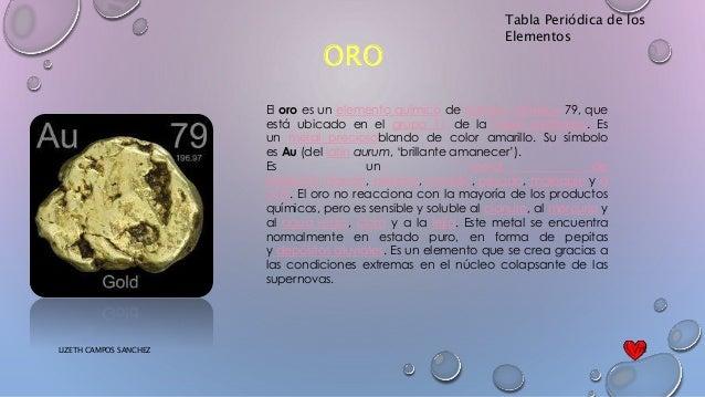 Tabla peridica tabla peridica de los elementos oro urtaz Image collections