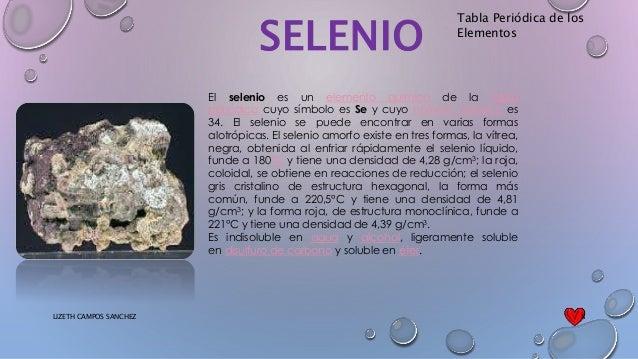 Tabla peridica tabla peridica de los elementos selenio urtaz Image collections
