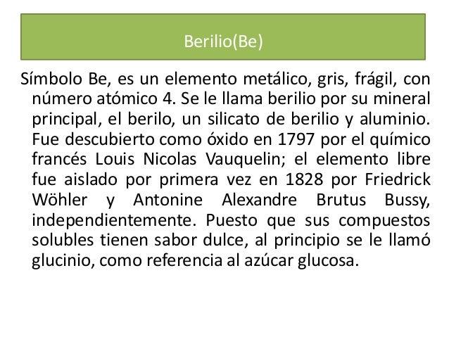 7 - Tabla Periodica Y Sus Caracteristicas