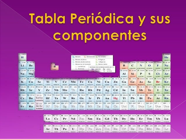 Tabla periodica urtaz Choice Image