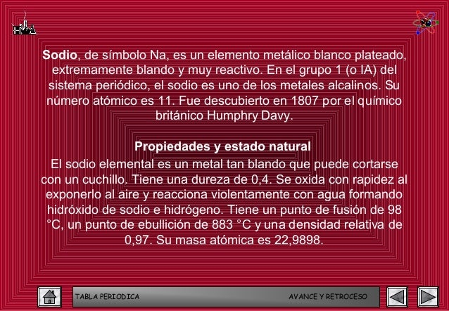 Tabla periodica elementosunoxuno quimica tabla periodica avance y retroceso 18 urtaz Images