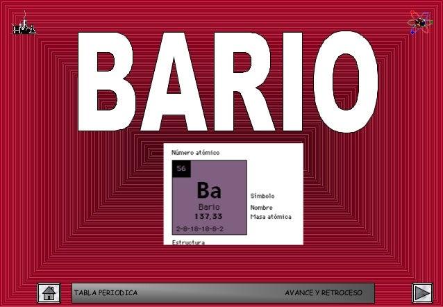 Tabla periodica elementosunoxuno quimica tabla periodica avance y retroceso 60 urtaz Image collections
