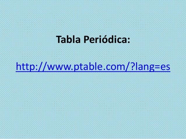 Tabla Periodica. Carlos Zapata