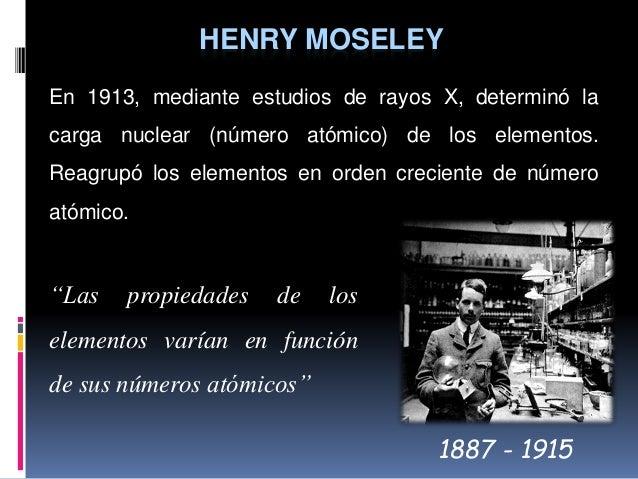 Tabla periodica recopilacin henry moseley urtaz Images