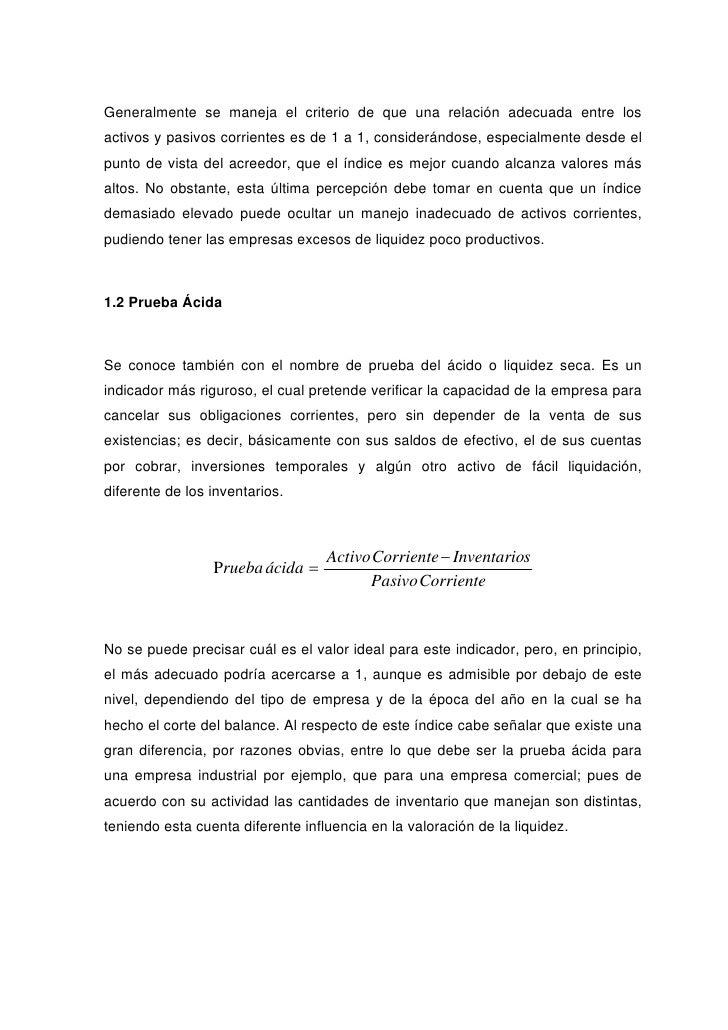Tablas fórmulas y conceptos financieros Slide 3