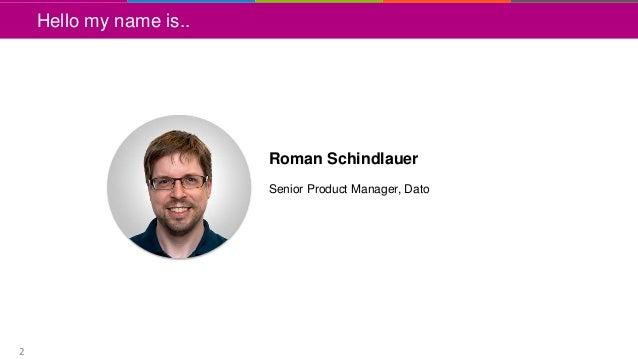 Webinar - Enrich Tableau with ML - Schindlauer (20160615) Slide 2