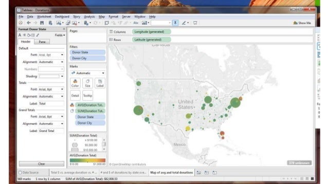 Webinar - Harness the Power of Data with Tableau - 2016-02-18