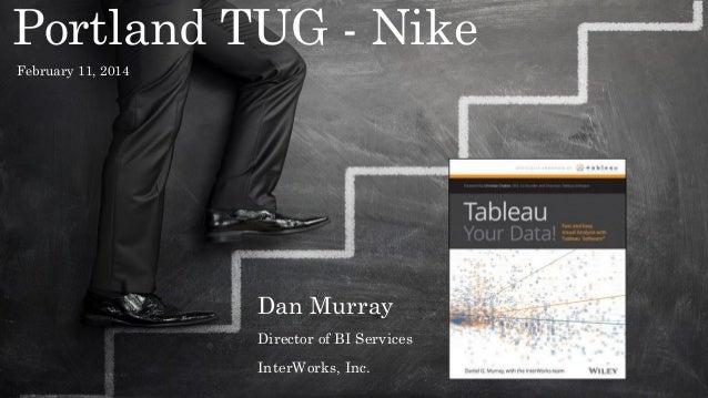 Portland TUG - Nike February 11, 2014  Dan Murray Director of BI Services InterWorks, Inc.