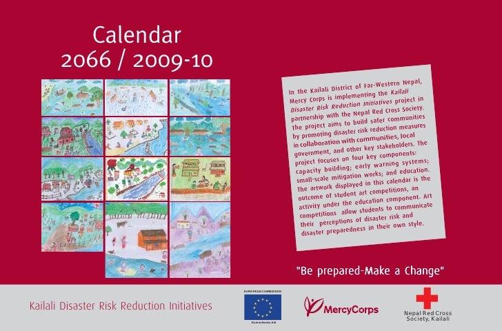 Calendar        2066 / 2009-10                                                                                            ...