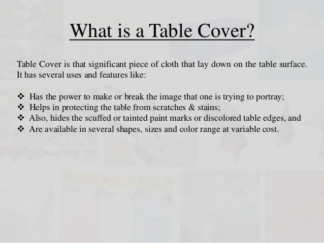Table cover by table linens for less 3 junglespirit Image collections
