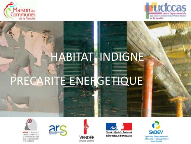 HABITAT INDIGNEPRECARITE ENERGETIQUE                        1