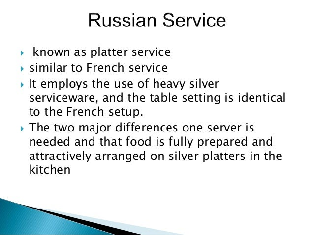 ... 15.  sc 1 st  SlideShare : russian table settings - pezcame.com