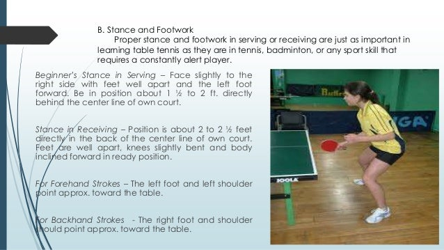 history of table tennis game