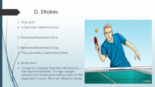 Rules of table tennis pdf in hindi for Table tennis serving rules
