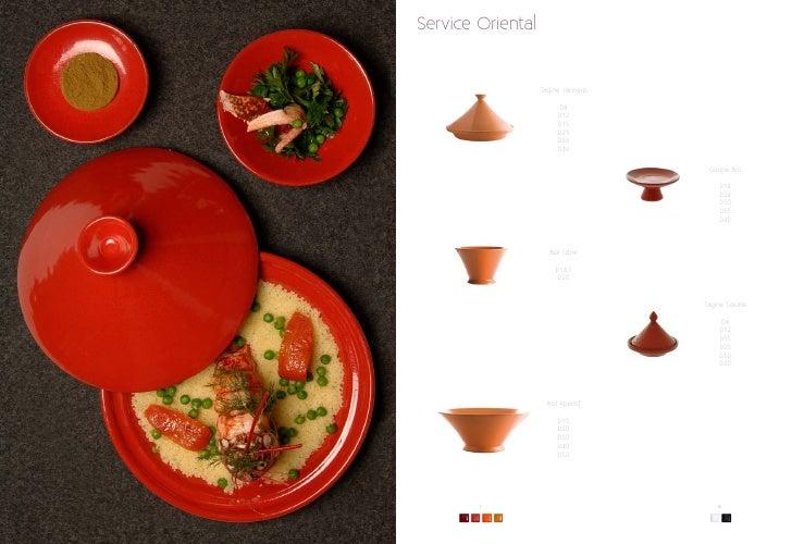 Dinner Table Moroccan Pottery Slide 3