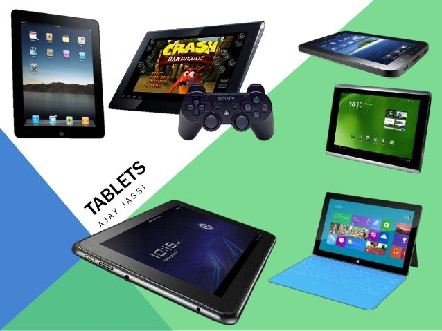 DEFINITION OF TABLET AND WHAT YOU CAN DO A tablet is a portable device that is normally operated by touchscreen interface....