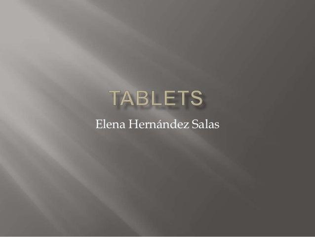 Elena Hernández Salas