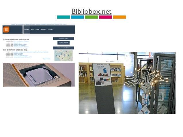 Tablette et liseuses en bibliothèque