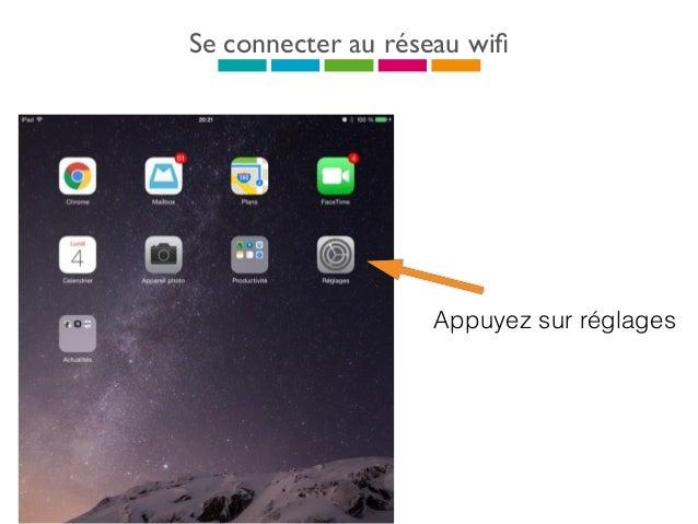 Gérer l'accès aux applications dans le menu réglages appuyez sur restrictions