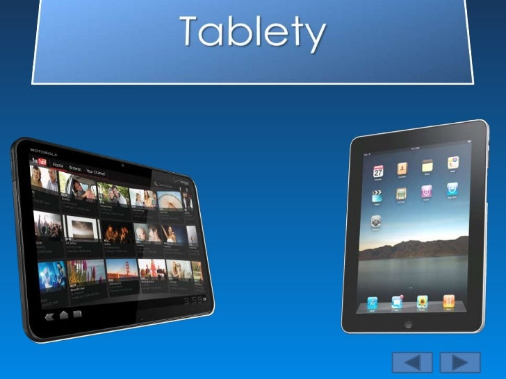 Tablety<br />