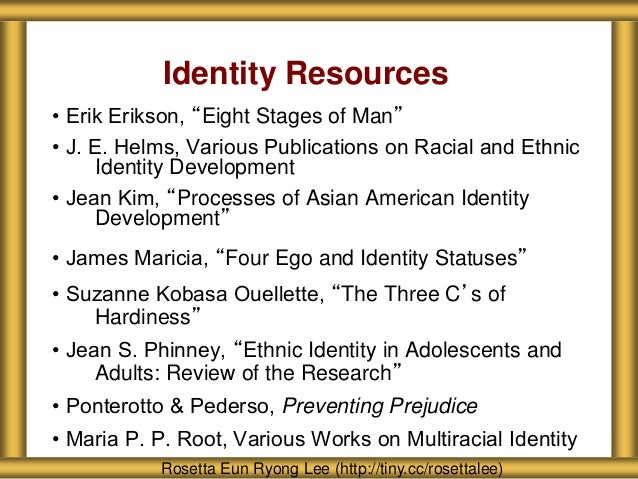 Homosexual Identity Formation: Testing a Theoretical