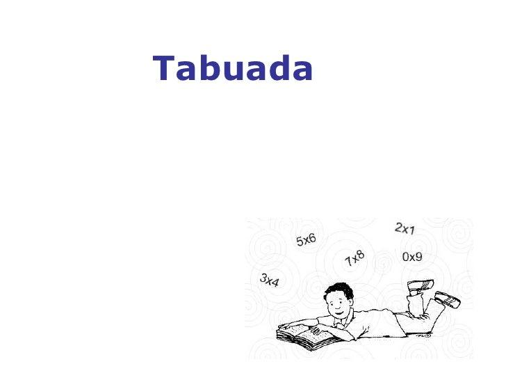 Tabuada