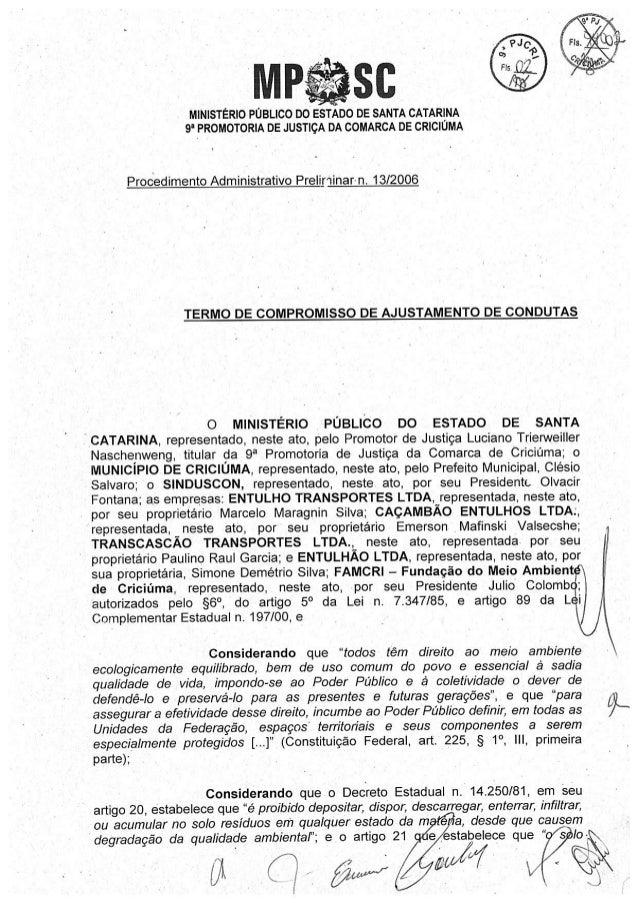 TAC - PP 13/2006 - Construção Civil