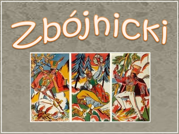 Zbójnicki                          (Robber dance)This is the Polish folk dance from the region of Podhale in thetime signa...