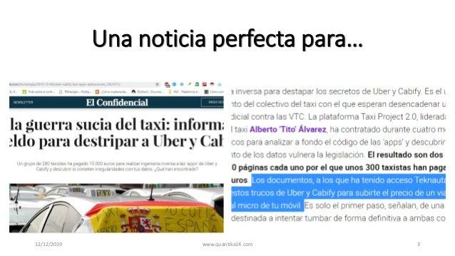 Tacita, análisis de APKS y big data Slide 3