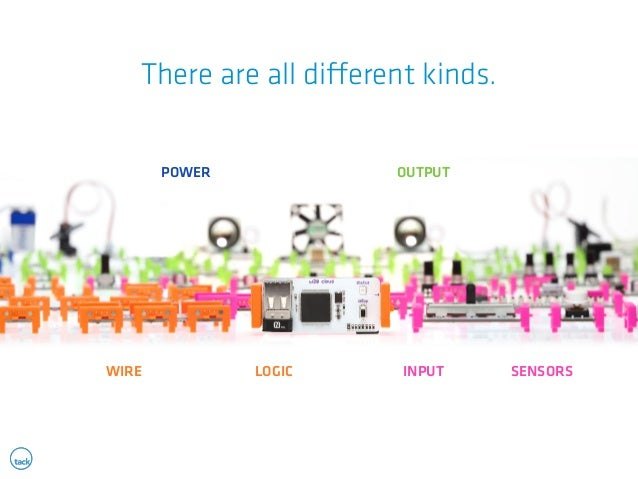 There are all different kinds.  POWER  OUTPUT  LOGIC SENSORS  WIRE INPUT