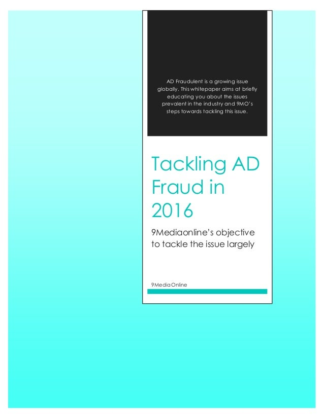 AD Fraudulent is a growing issue globally. This whitepaper aims at briefly educating you about the issues prevalent in the...