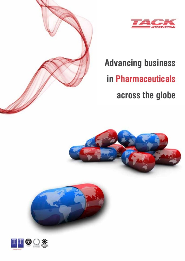 Advancing businessin Pharmaceuticals   across the globe