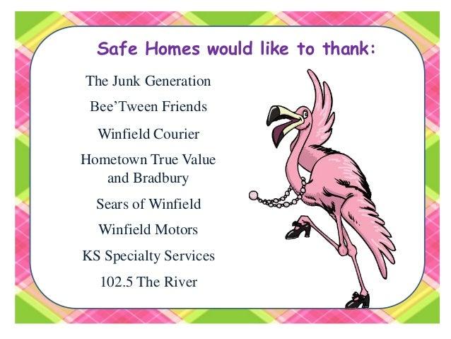 Safe Homes Tacky Ball