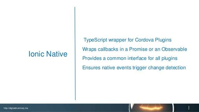 http://digitaldrummerj.me NPM Task Runner Extension Visual Studio Marketplace Ionic 2 Templates Ionic App Creation