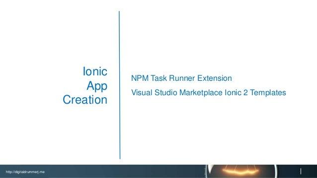 http://digitaldrummerj.me Icon and Splash Screen Sizing Ionic View Creator Marketplace Ionic Platform Ionic Tooling