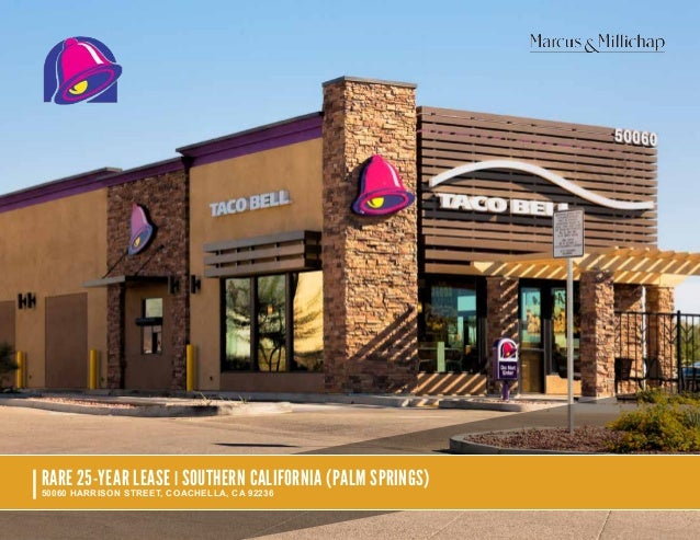 Taco Bell In Coachella Ca