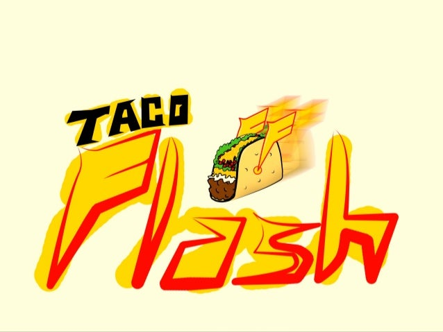 1st Fresh & Flash Taco in Town! Mexican food with Indonesian taste..