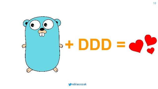 Tactical DDD patterns in Go