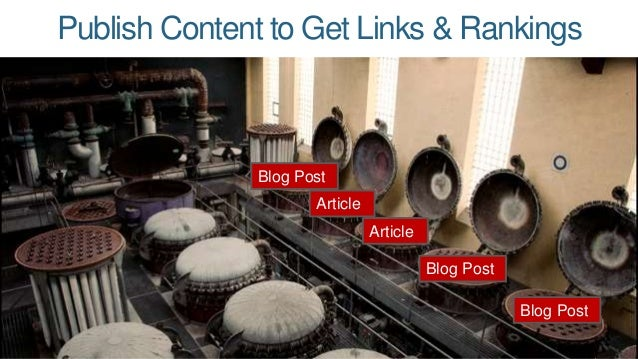 Publish Content to Get Links & Rankings  Blog Post  Blog Post  Article  Article  Blog Post
