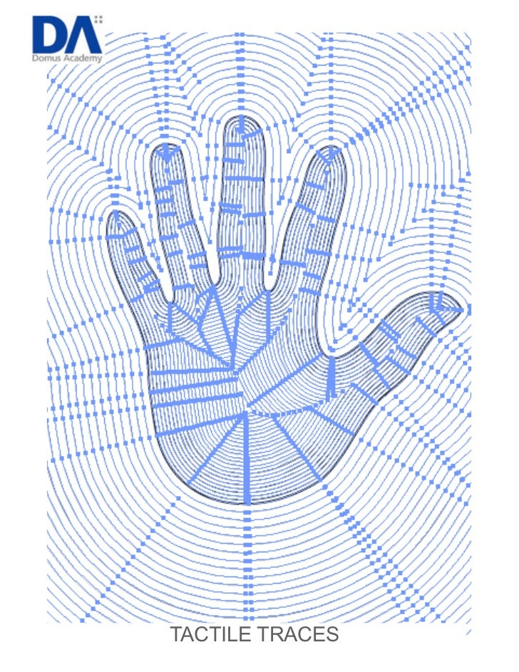 1Tactile Traces ! !   !                         TACTILE TRACES Project Report Ivan Pecorari                          ! !  ...