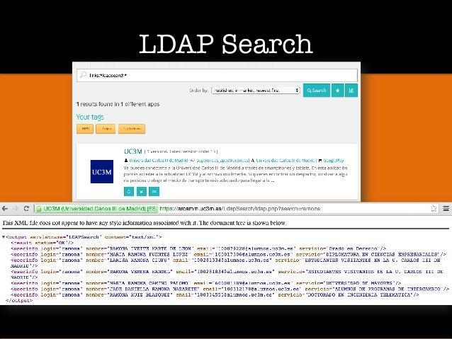 LDAP Search
