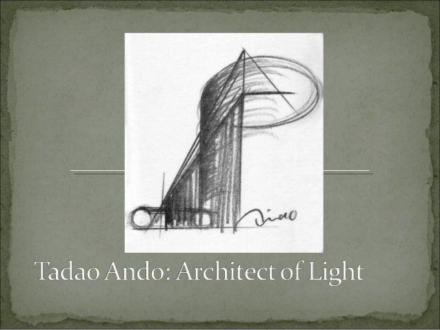 1983-1999 Tadao Ando