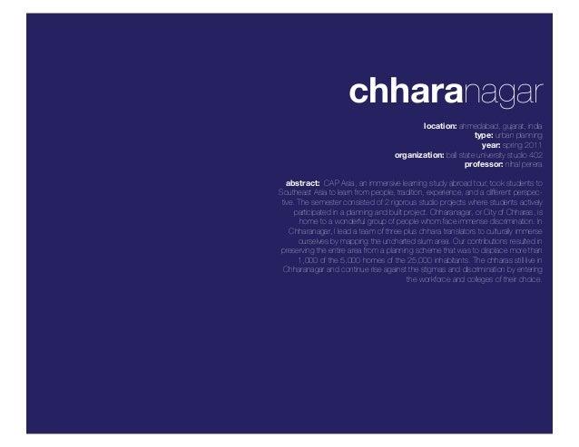 location: ahmedabad, gujarat, indiatype: urban planningyear: spring 2011organization: ball state university studio 402prof...