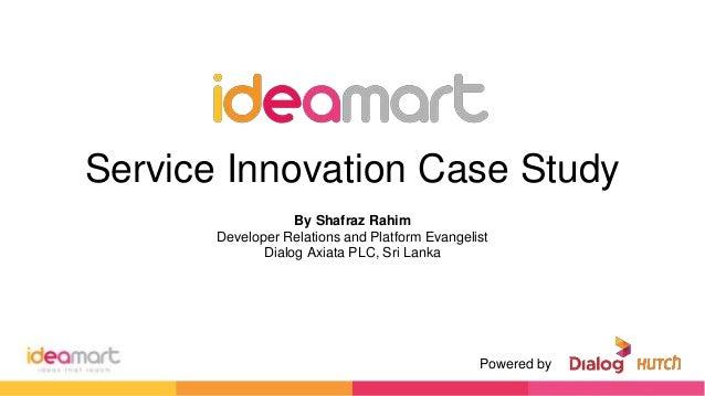 Dialog Telecom Case Study