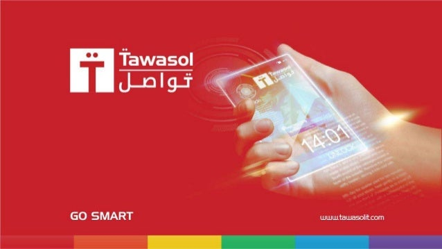 About Tawasol   Specialized in mobile apps development since  2007   Operating form UAE – KSA – Kuwait – Egypt  – Bahrai...