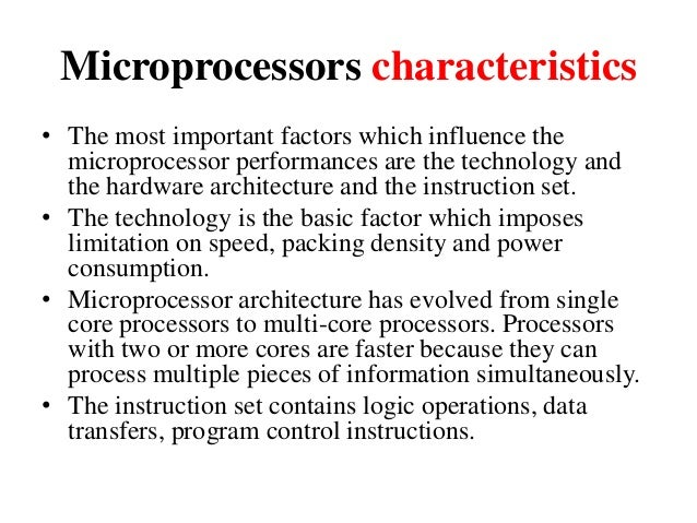 the importance and power of the microprocessors Answer / rajdeep saha the clock signal in a microprocessor allows synchronization of several components of the microprocessor the correctness of the computation of the microprocessor depends upon efficient and balanced distribution of the clock signal.