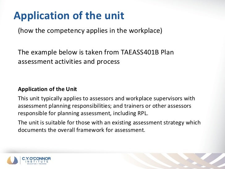 assessment methods 3 Methods to assess student learning outcomes (slos)  methods  3 how much time is required to complete the assessment method determine.