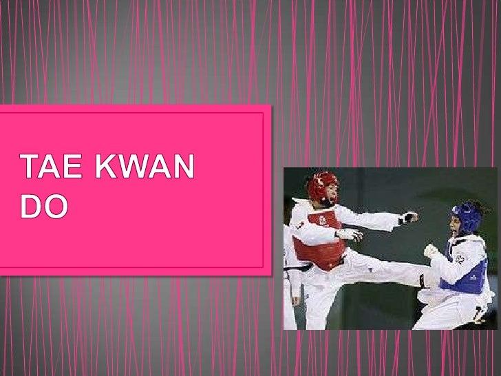 TAE KWAN DO<br />
