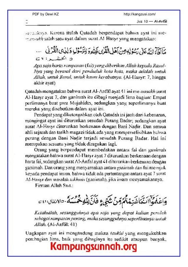 Kitab Ibnu Katsir Pdf