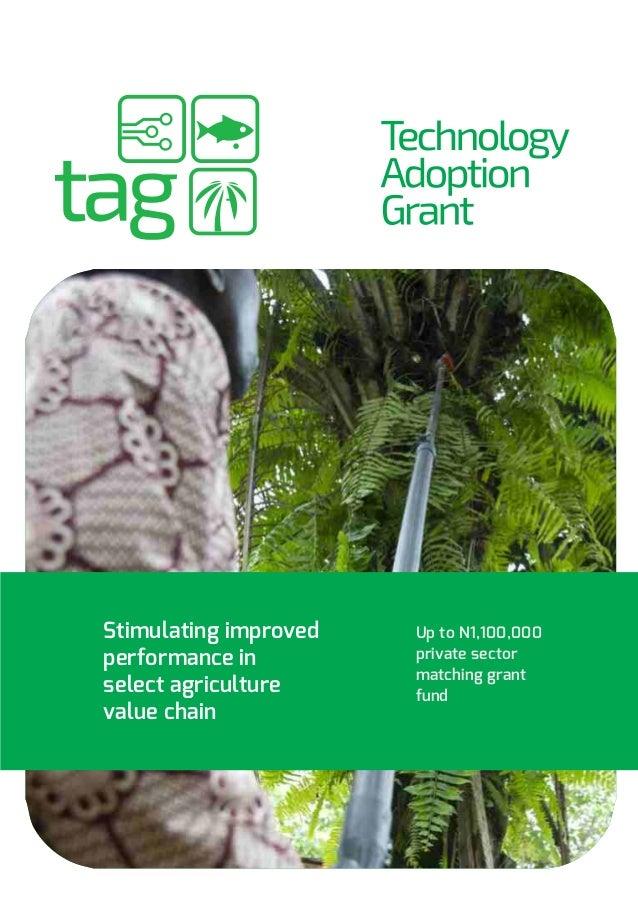 Technology Adoption Grant Slide 2